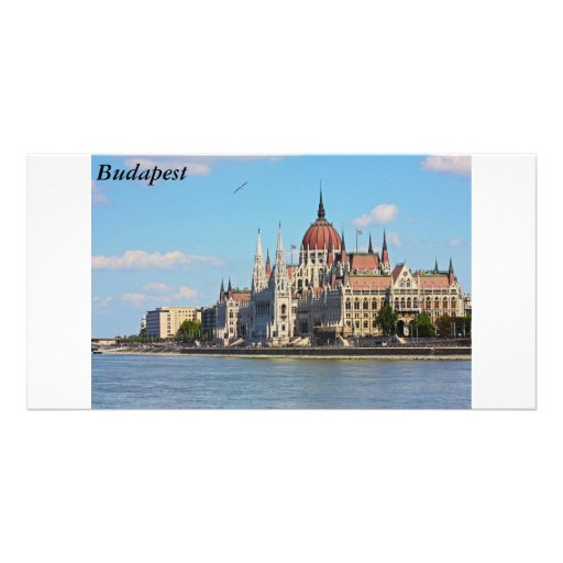 Budapest, the building of the Parliament, Budapest Photo Cards