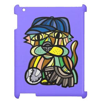 """""""BuddaKats"""" 631 Art iPad Case"""
