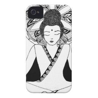 buddha3 iPhone 4 cover