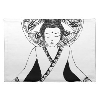 buddha3 placemat