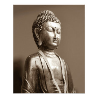 Buddha 11.5 Cm X 14 Cm Flyer