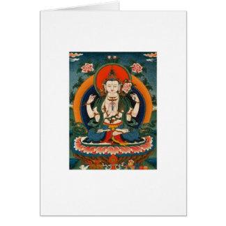 buddha 1 notecard
