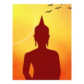 Buddha 21.5 Cm X 28 Cm Flyer