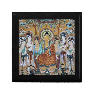 Buddha and Bodhisattvas Dunhuang Mogao Caves Art Gift Box