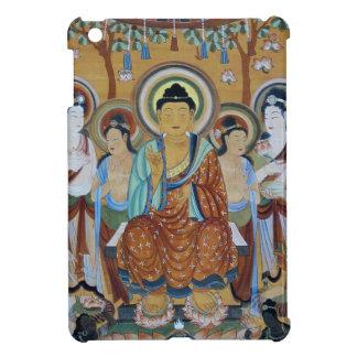 Buddha and Bodhisattvas Dunhuang Mogao Caves Art iPad Mini Cover