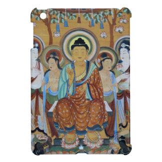 Buddha and Bodhisattvas Dunhuang Mogao Caves Art iPad Mini Covers