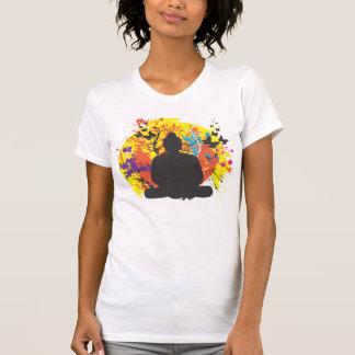 Buddha and the Sun T Shirts