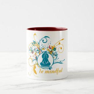 Buddha Be Mindful Coffee Mug