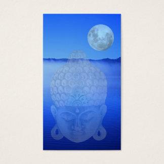 Buddha bookmark business card