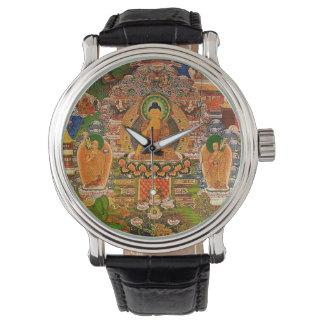 Buddha Buddhist Buddhism Blessing Boho Bohemian Watch