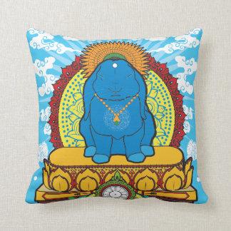 BUDDHA BUNNY CUSHION