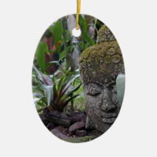 Buddha Ceramic Ornament