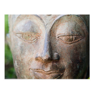 Buddha Close Up Postcard