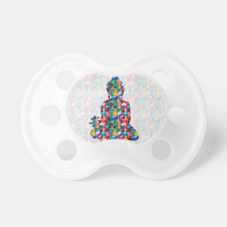 BUDDHA Consciousness : Rolled into JEWELS Pacifier