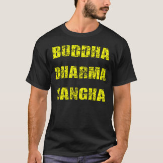 Buddha Dharma Sangha Tee