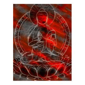 Buddha Energy 2 Postcard