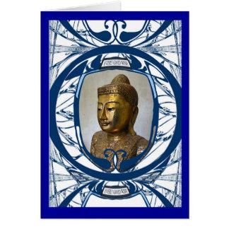 Buddha, Every good wish Greeting Card