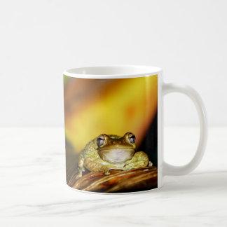 Buddha Frog Coffee Mug