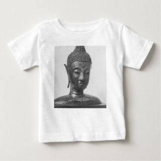 Buddha Head - 15th century - Thailand Baby T-Shirt
