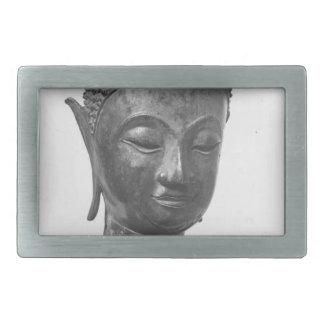Buddha Head - 15th century - Thailand Belt Buckles