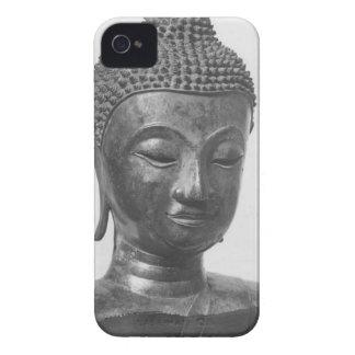 Buddha Head - 15th century - Thailand Case-Mate iPhone 4 Case