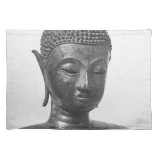 Buddha Head - 15th century - Thailand Placemat