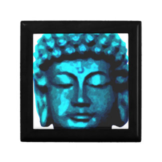 Buddha head gift box