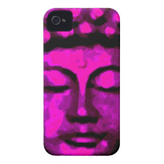 Buddha head iPhone 4 case