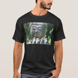 Buddha head & Peace ASL T-Shirt
