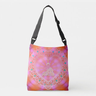 Buddha Icon (Uplifting & Energetic) Crossbody Bag