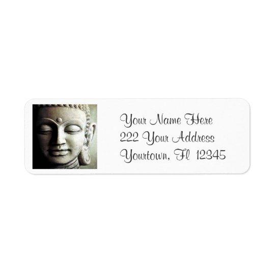 Buddha Image Address Labels