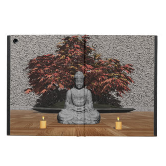 Buddha in a room - 3D render iPad Air Cover