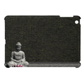 Buddha in grey room - 3D render Case For The iPad Mini