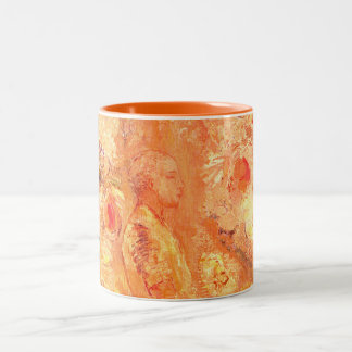 Buddha in His Youth by Redon Mugs