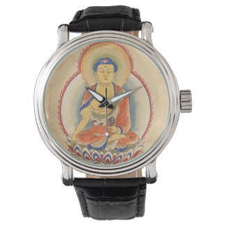 Buddha in Meditation Watch