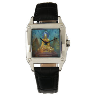 Buddha In Ornate Alcove Watch