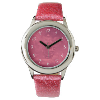 buddha in pink watches