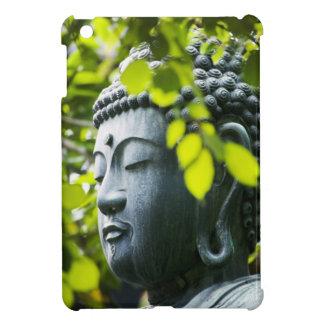 Buddha in Senso-ji Temple Garden iPad Mini Covers