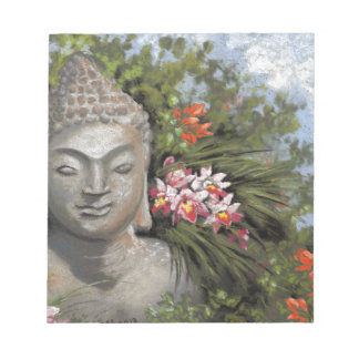 Buddha in the Jungle Notepad