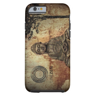 Buddha iPhone 6 case By LineZen