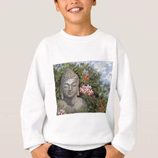 Buddha & Jungle Flowers Sweatshirt