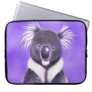 Buddha koala computer sleeves