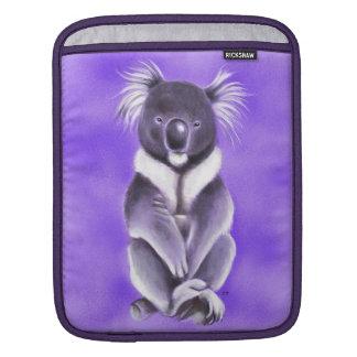 Buddha koala iPad sleeve