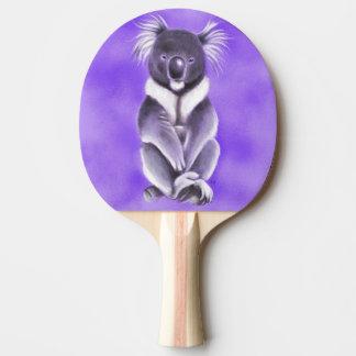 Buddha koala ping pong paddle