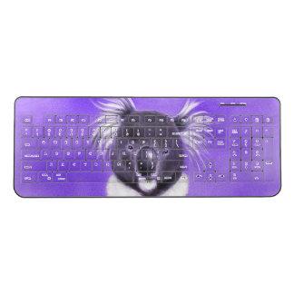Buddha koala wireless keyboard