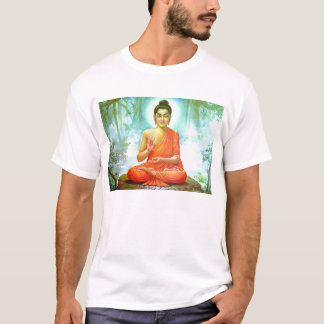 Buddha meditating T-Shirt