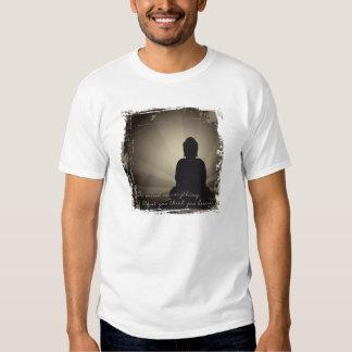 Buddha Mind Is Everything T-shirts