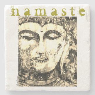 Buddha Namaste Stone Coaster