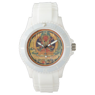 Buddha of Long Life Amatayus Watch