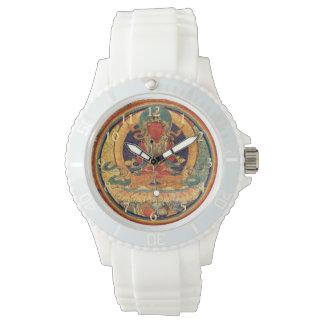 Buddha of Long Life Amatayus Wrist Watches